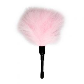 Zachte kietelaar - roze - Easytoys Fetish Collection | PleasureToys.nl